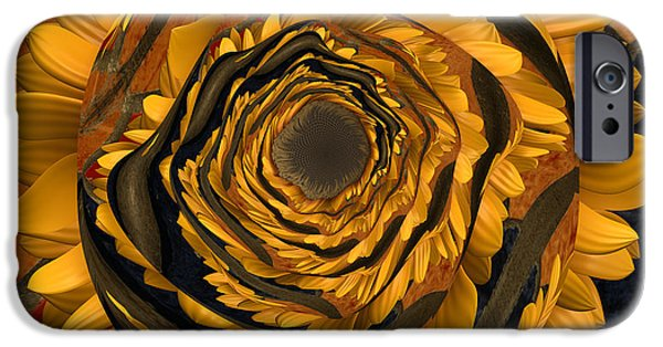 Flowersun - 09279ff223a01222 IPhone Case by Variance Collections