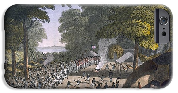 Fort Maxwell, 1820 IPhone Case by English School