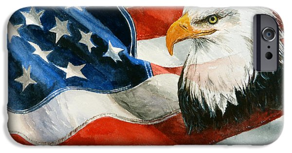 Freedom IPhone Case by Andrew Read