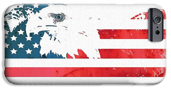 Freedom IPhone 6s Case by Dan Sproul