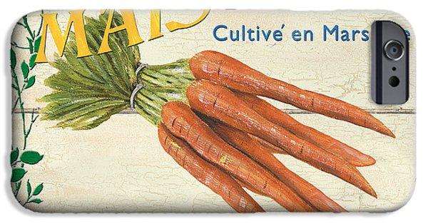 French Veggie Sign 2 IPhone 6s Case by Debbie DeWitt
