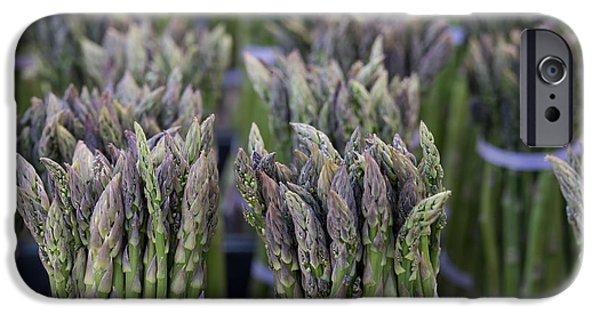 Fresh Asparagus IPhone 6s Case by Mike  Dawson