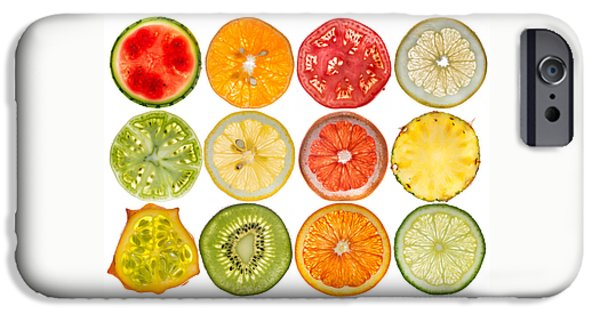 Fruit Market IPhone Case by Steve Gadomski