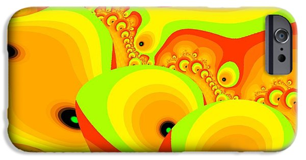 Fruit Paradise IPhone 6s Case by Anastasiya Malakhova