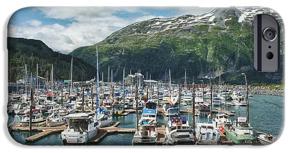 Gateway To Prince William Sound Alaska IPhone Case by Kim Hojnacki