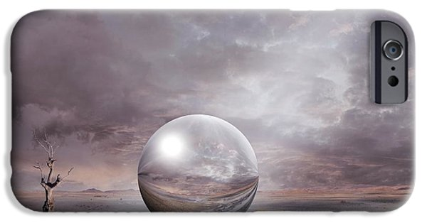 Genesis IPhone Case by Franziskus Pfleghart