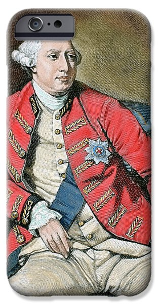 George IIi (london, 1738-windsor, 1820 IPhone Case by Prisma Archivo