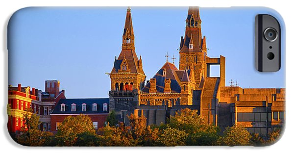 Georgetown University IPhone 6s Case by Mitch Cat