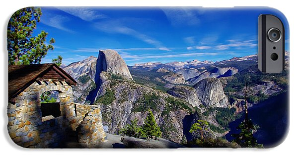 Glacier Point Yosemite National Park IPhone 6s Case by Scott McGuire