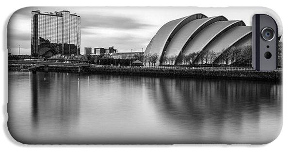 Glasgow Armadillo IPhone Case by John Farnan