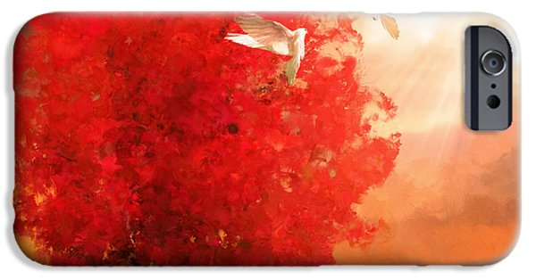 God's Love IPhone 6s Case by Lourry Legarde