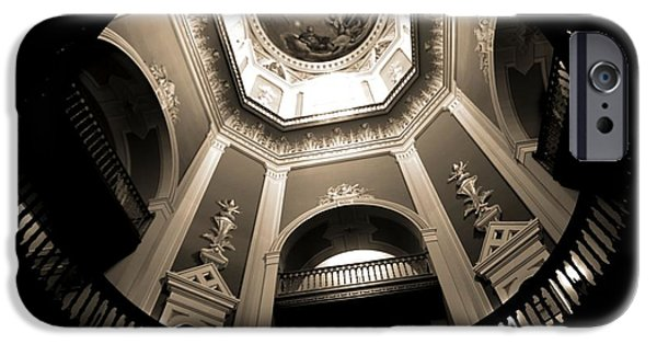 Golden Dome Ceiling IPhone 6s Case by Dan Sproul