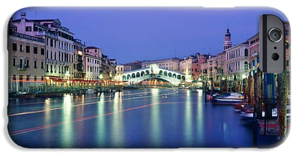 Grand Canal IPhone Case by Rod McLean