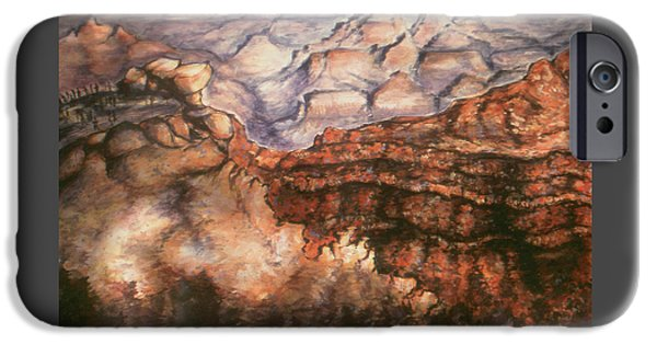 Grand Canyon Arizona - Landscape IPhone Case by Art America Online Gallery