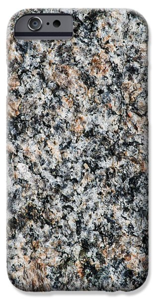 Granite Power - Featured 2 IPhone 6s Case by Alexander Senin