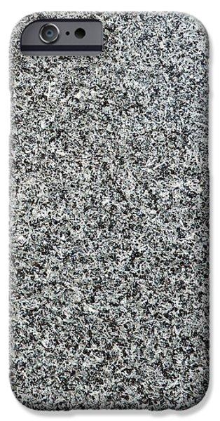 Gray Granite IPhone 6s Case by Alexander Senin
