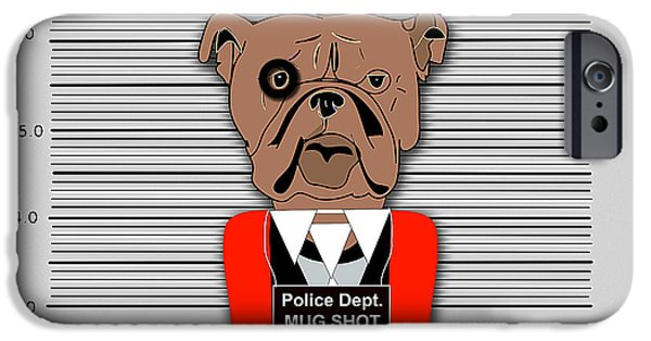 Guilty As Charged IPhone 6s Case by Marvin Blaine