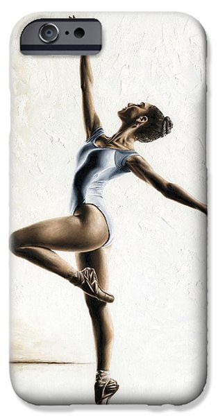 Harmony And Light IPhone Case by Richard Young