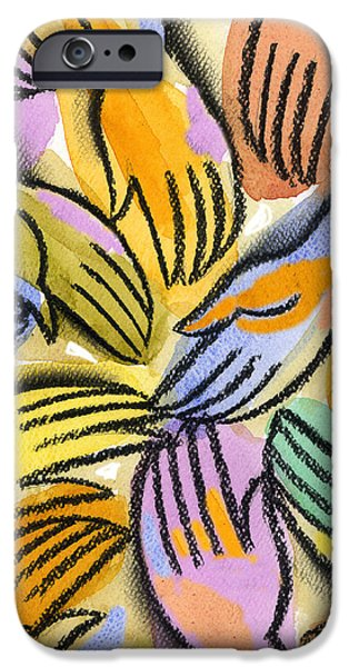 Multi-ethnic Harmony IPhone Case by Leon Zernitsky