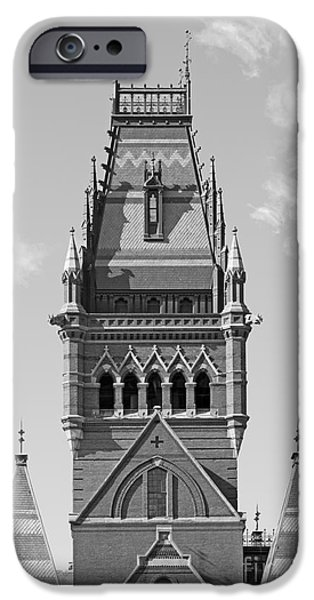 Memorial Hall At Harvard University IPhone 6s Case by University Icons
