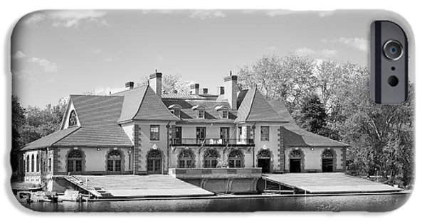 Weld Boat House At Harvard University IPhone 6s Case by University Icons