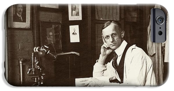 Harvey Cushing IPhone Case by American Philosophical Society