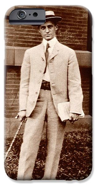 Harvey Cushing IPhone Case by National Library Of Medicine