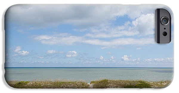 Hatteras Island View IPhone Case by Kay Pickens