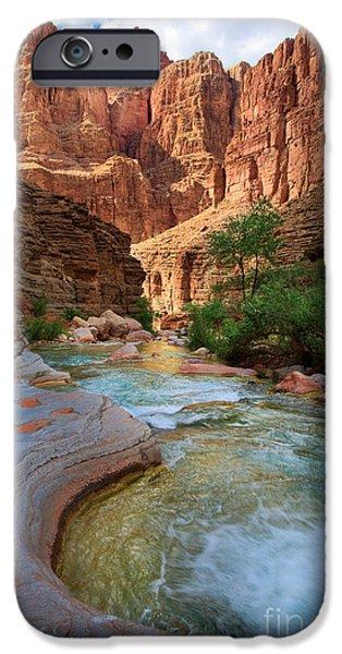 Havasu Creek IPhone Case by Inge Johnsson
