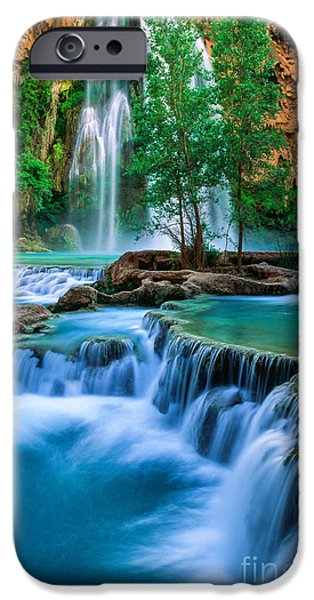 Havasu Paradise IPhone Case by Inge Johnsson