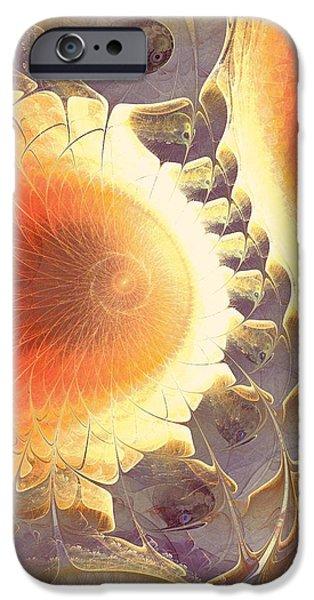 Heat Shield IPhone Case by Anastasiya Malakhova