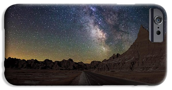 Highway To IPhone Case by Aaron J Groen