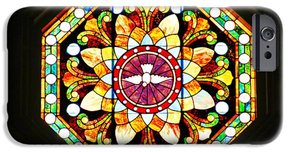 Holy Spirit IPhone Case by Christine Till