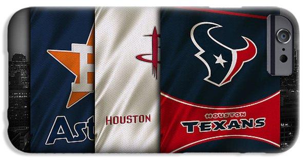 Houston Sports Teams IPhone 6s Case by Joe Hamilton