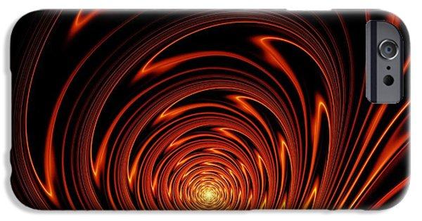 Hypnosis IPhone Case by Anastasiya Malakhova