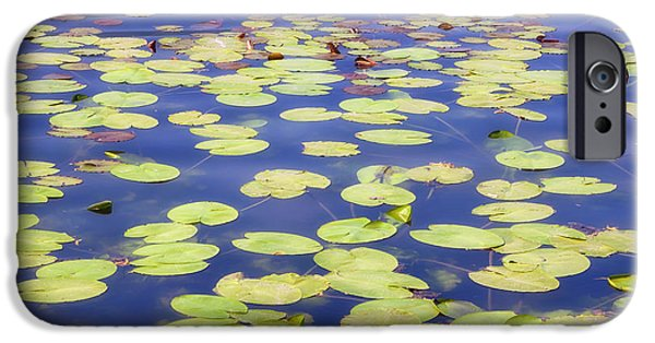 Idyllic Pond IPhone Case by Joana Kruse