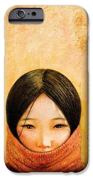 Image Of Tibet IPhone Case by Shijun Munns