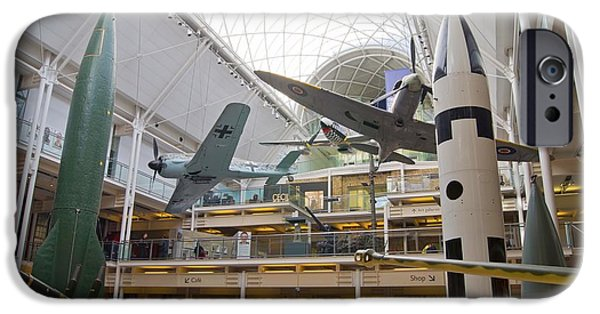 Imperial War Museum IPhone Case by Mark Williamson