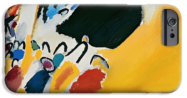 Impression IIi Concert IPhone Case by Mountain Dreams