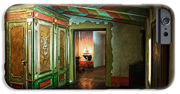 In Carmel Mission IPhone Case by RicardMN Photography