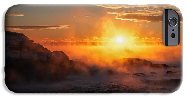In The Beginning IPhone Case by Scott Thorp