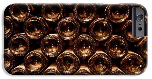 In The Cellar IPhone Case by Jon Neidert