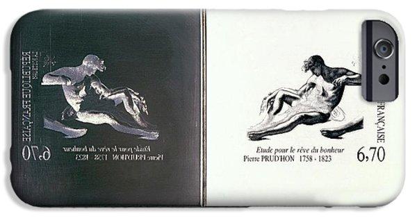 Intaglio Printmaking IPhone Case by Patrick Landmann