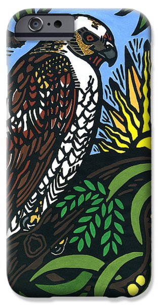 Io Hualalai IPhone Case by Lisa Greig