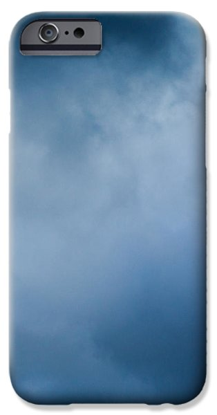 iPhone Case - Stormy Clouds IPhone Case by Alexander Senin
