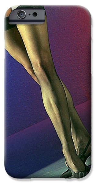 Jane Legs 1 IPhone Case by Gary Gingrich Galleries