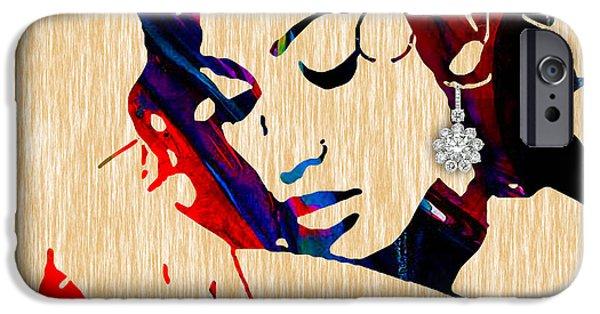 Jennifer Lopez Collection IPhone 6s Case by Marvin Blaine
