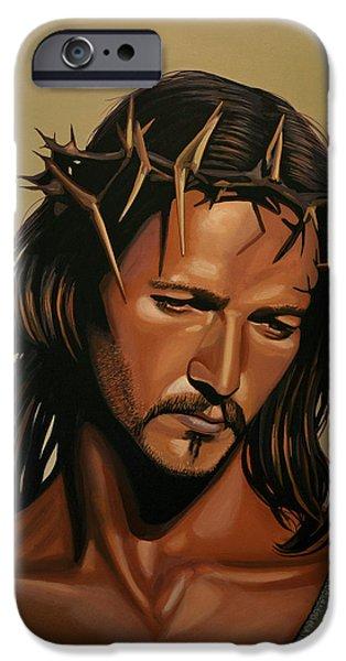 Jesus Christ Superstar IPhone Case by Paul Meijering