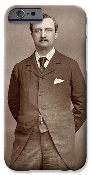 John Edward Redmond IPhone Case by British Library
