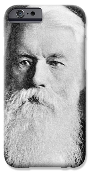 Joseph Swan IPhone Case by Science Photo Library